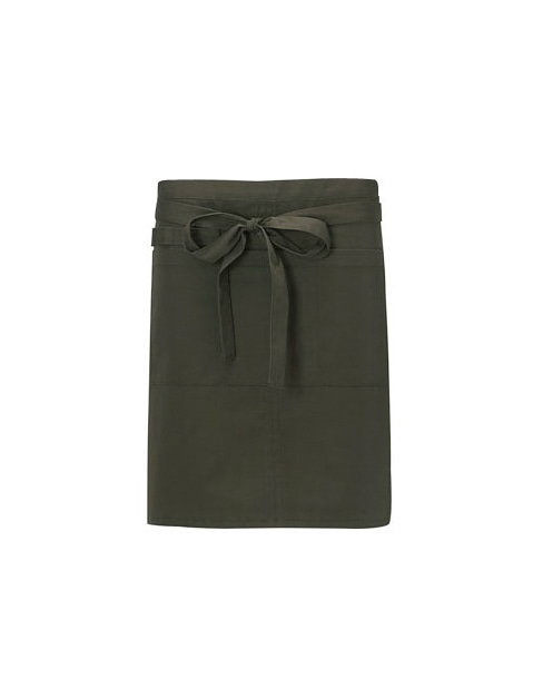 waist medium apron Khaki #AA1316