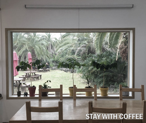 STAY WITH COFFEE 스테이위드커피